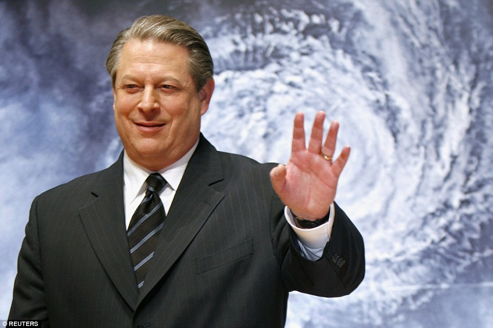Image result for al gore