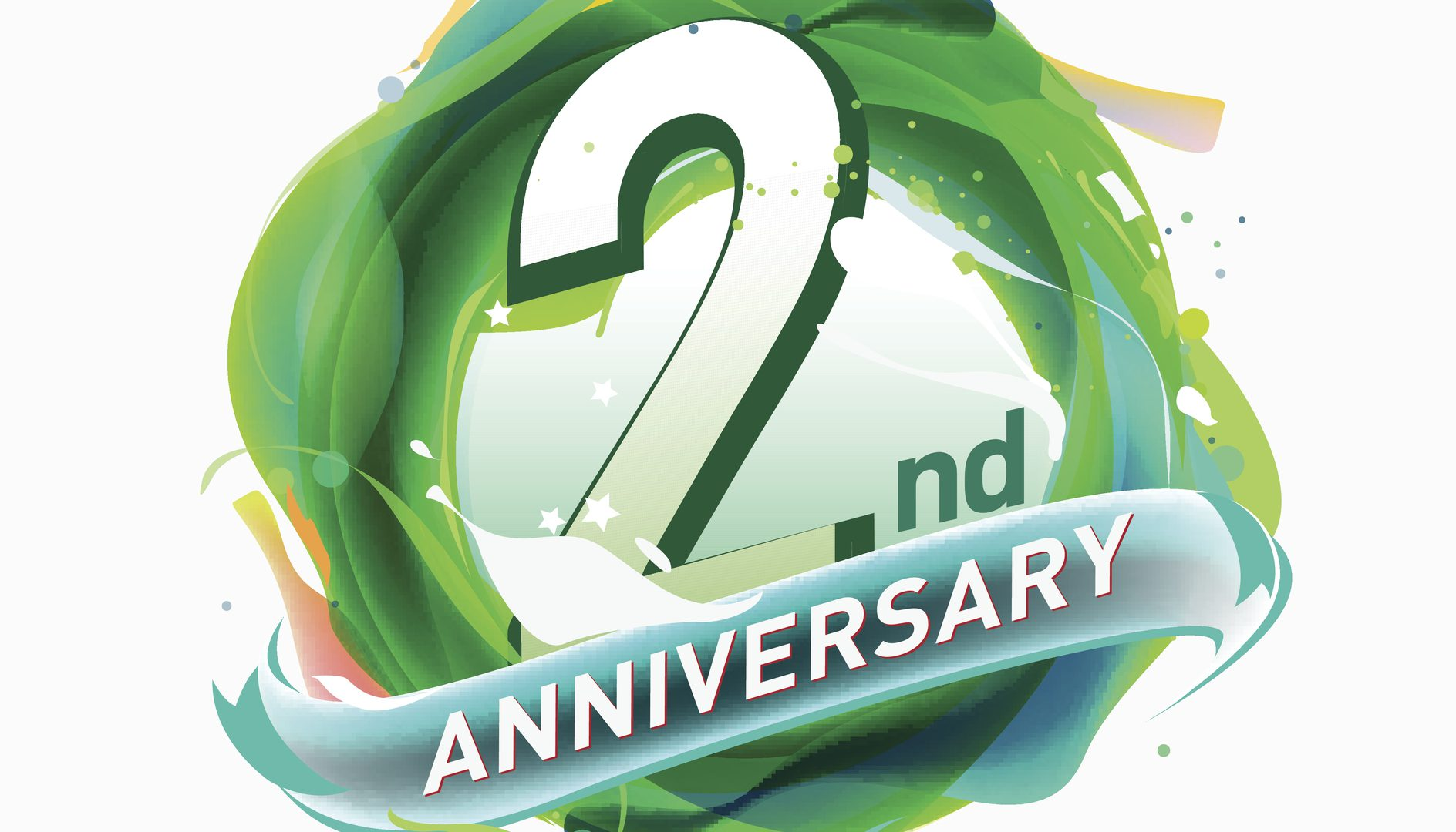 anniversasy template series